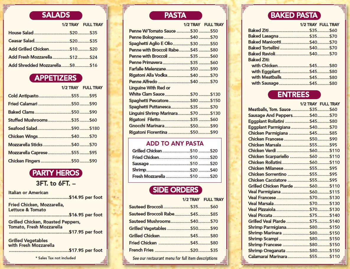 www.ginosofwh - ginos pizzeria - west hempstead - pizza