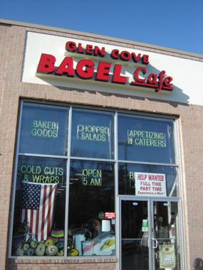 Long Island Bagel Cafe Long Beach Ny