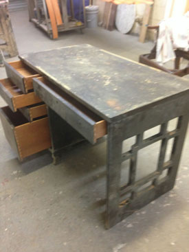 Old world restoration furniture for Affordable furniture repair