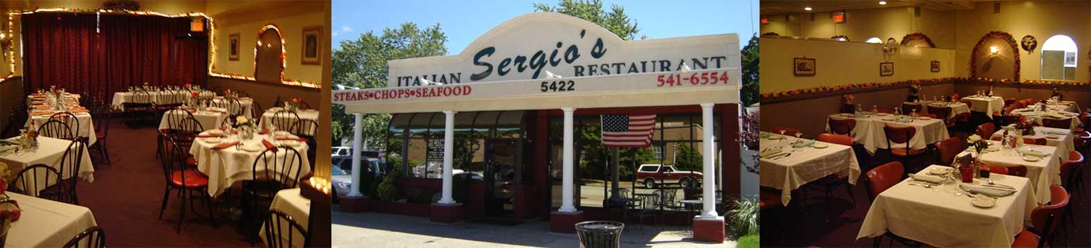 Sergios 516 541 6554 5422 Merrick Road Mapequa Ny 11758 Sergio S Italian Restaurant Has Been Rated Among The Top Ten Restaurants On Long Island For