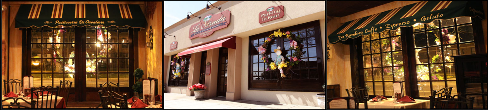 Www Lastradaomerrick La Strada Of Merrick Catering Restaurant Italian Long Island